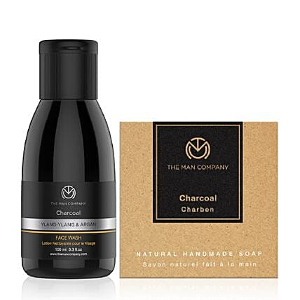The Man Company Charcoal Charcoal Refresher: Send Wedding Gift Hampers