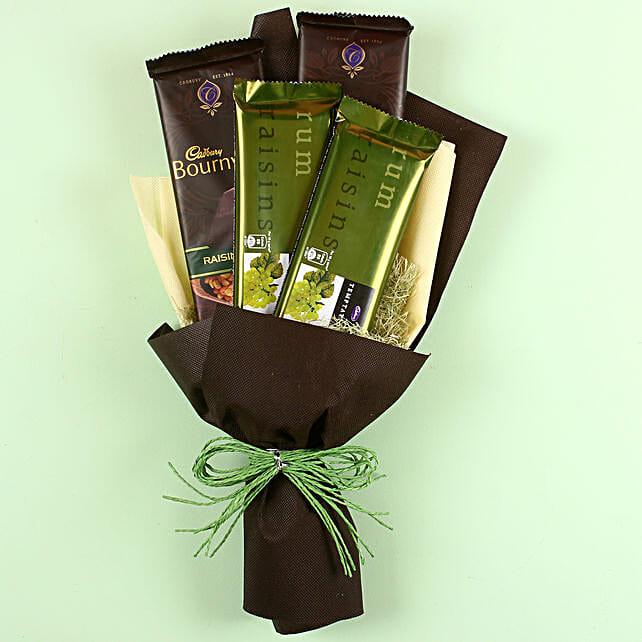 Special Temptations & Bournville Bouquet: Chocolate Bouquet