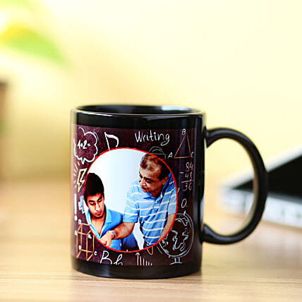 Customsied Picture Mug For Teacher: Personalised Mugs