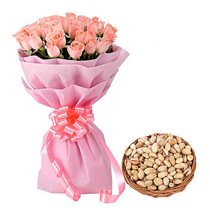 Rich Celebration: Flower N Dry Fruit