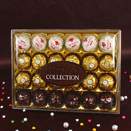 Ferrero Rocher Chocolate Collection: Chocolates Shopping India