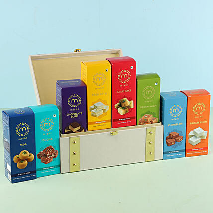 Celebrations Sweet Gift Box: Send Gift Hampers