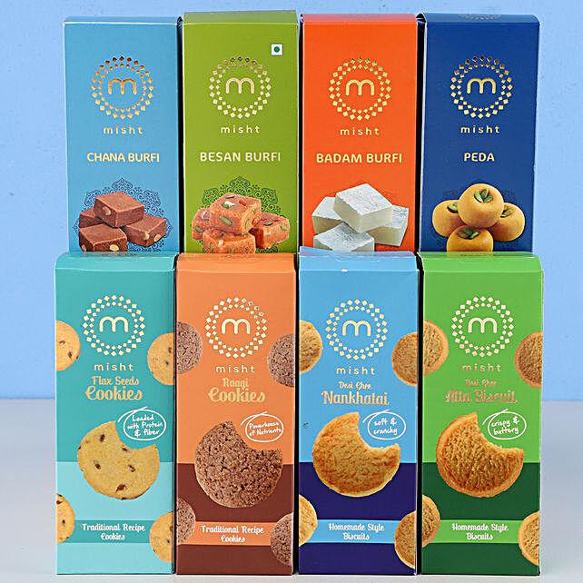 Cookies Sweet Boxes: Send Baisakhi Gifts