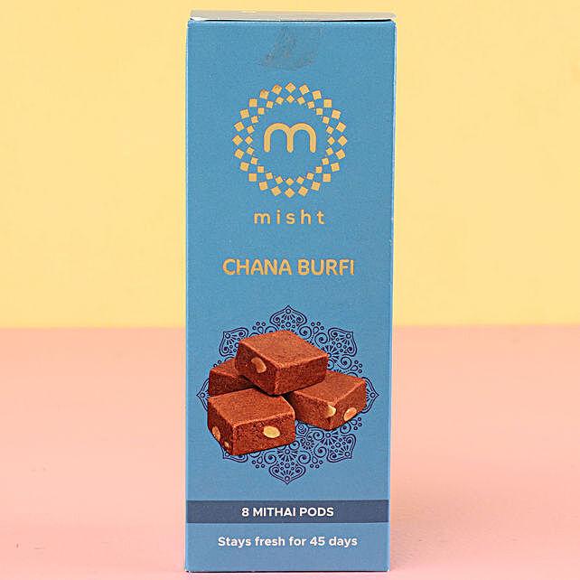 Misht Chana Burfi: Buy Sweets