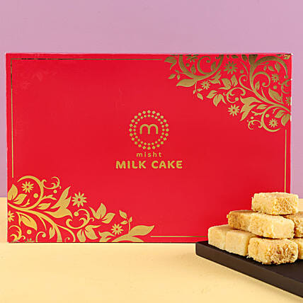 Milk Cake Box- 430 gms: Sweets Delivery