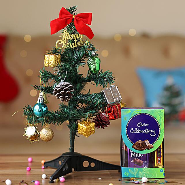 Christmas Tree Chocolaty Combo: Christmas Combos