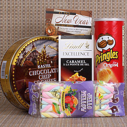 Delicious New Year Treat: Send Christmas Gift Hampers