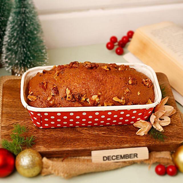 Banana Walnut Dry Cake- 300 gms: Dry Cakes