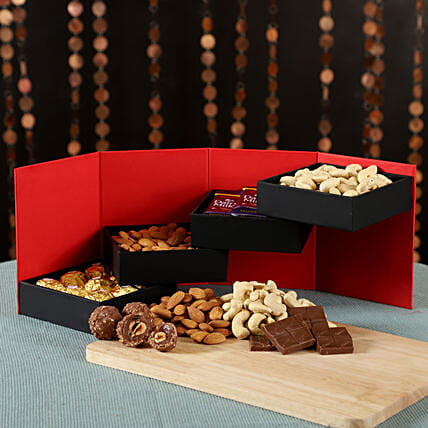 Cadbury & Rocher Treat With Dry Fruits:
