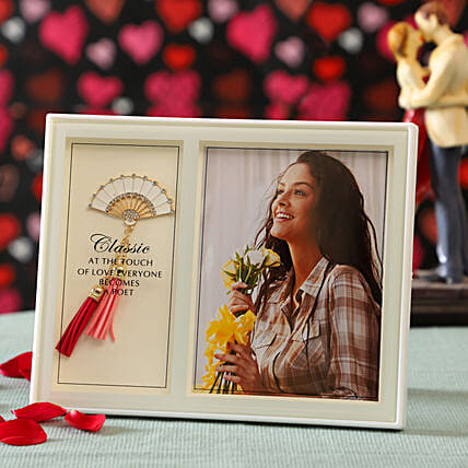 Personalised Photo Frame For Her: Personalised Photo Frames
