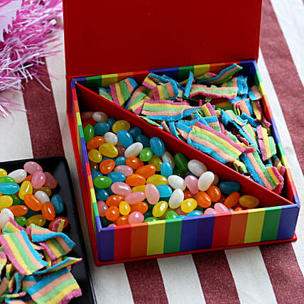 Delicious Candy Box- 200 gms: