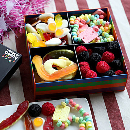 Delicious Candy Box- 400 gms: