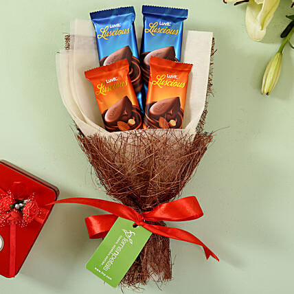 LuvIt Chocolicious Delight: Karva Chauth Gifts India