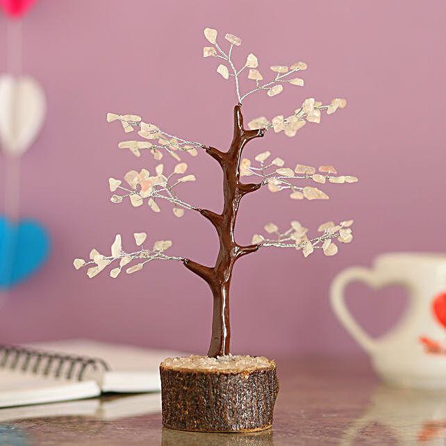 Wish Tree- Rose Quartz: Send Wish Trees