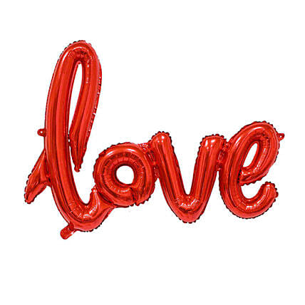 Inflatable Love Balloon: Unusual Gifts