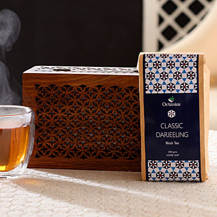 Pure Darjeeling Tea Hamper: