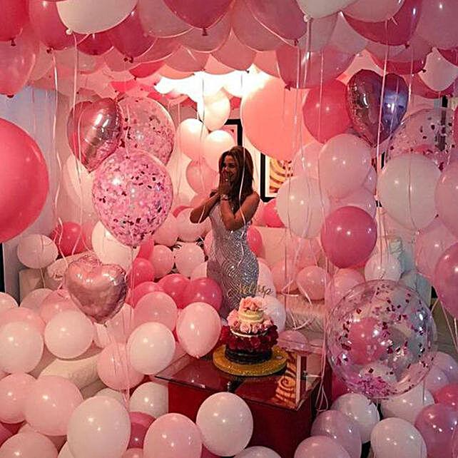 Grandiose Valentine's Surprise: Balloon