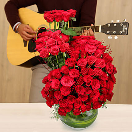 Sweet Guitar Tunes & Roses: Gifts N Guitarist Service