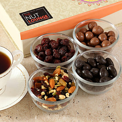 Nutritious Dry Fruits Combo: Sargi for Karwa Chauth India