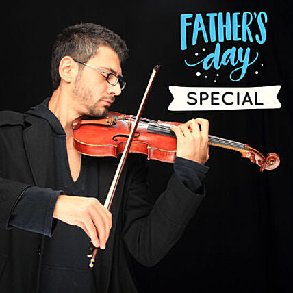 Father's Day Special Violin Tunes: Gift for Father's Day
