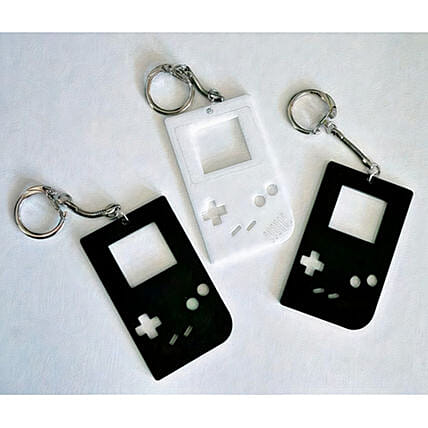Gamer In You Keychain: Gift For Karwa Chauth