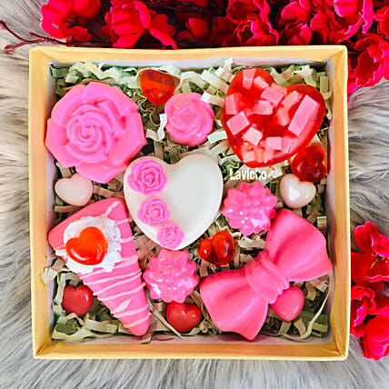 Valentine Soap Box: Valentine Gifts