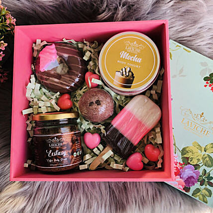 Coffee Lover Box: Valentine Gifts