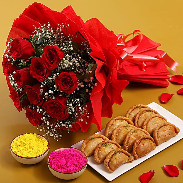Holi Festive Hamper: Holi Gifts