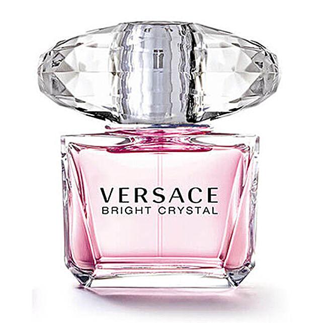 Versace Bright Crystal Womens EDT Spray: Premium Gifts