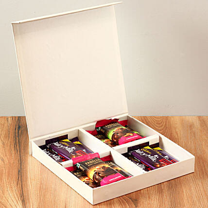 White FNP Box Of Chocolates: Eid Gifts