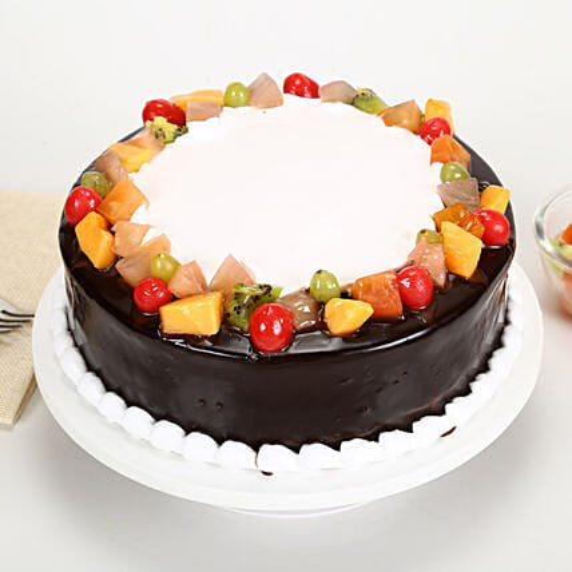 Wild Forest Cake: Designer Cakes Ludhiana