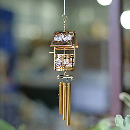Wish Making Well Wind Chime: House Warming