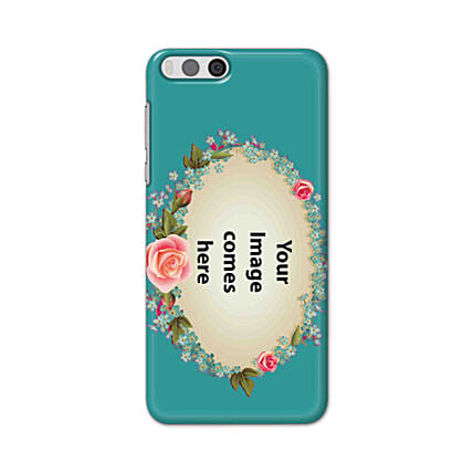 Xiaomi Redmi 6 Customised Floral Mobile Case: Personalised Redmi Mobile Covers