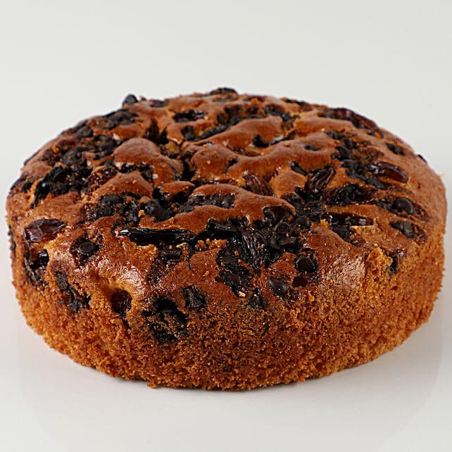 Choco Chips & Raisins Dry Cake: Cakes