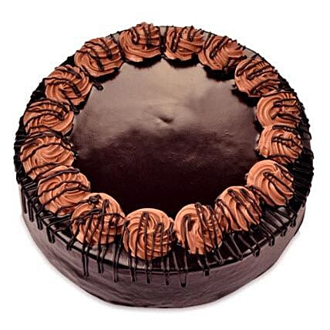 Yummy Special Chocolate Rambo Cake: Hug Day Gifts