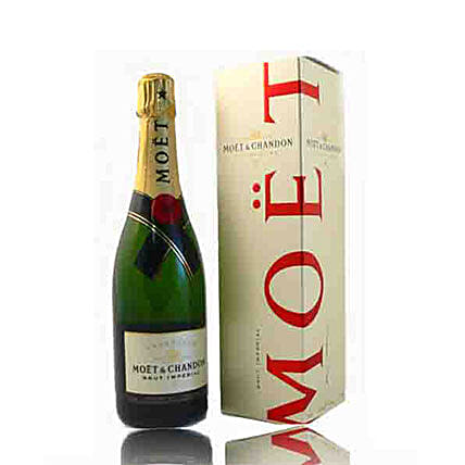 Moet And Chandon Brut Imperial Birthday Gifts To New Zealand