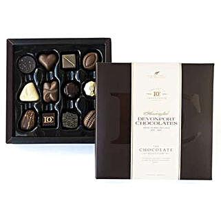 Box Of 12 Devonport Chocolates