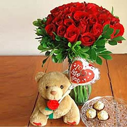Love is in the Air PIL: Send Flowers to Philippines