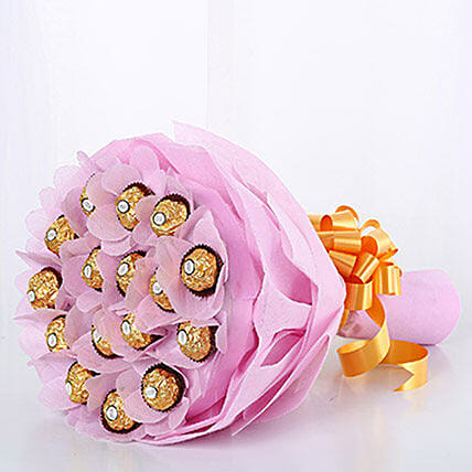 Luxury Ferrero Bouquet: Father's Day Gifts to Philippines