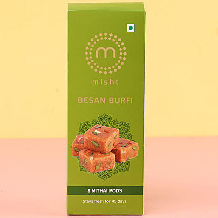 Misht Besan Burfi: Gifts Delivery in Portugal