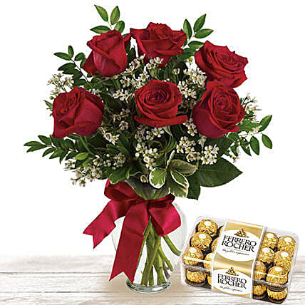Roses And Chocolates: Fathers Day Presents to Qatar