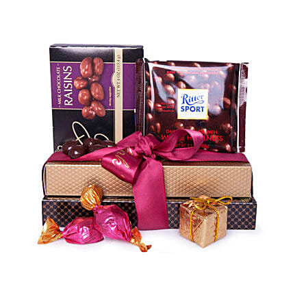 Traveling Chocolates: Gift Basket Delivery in Qatar