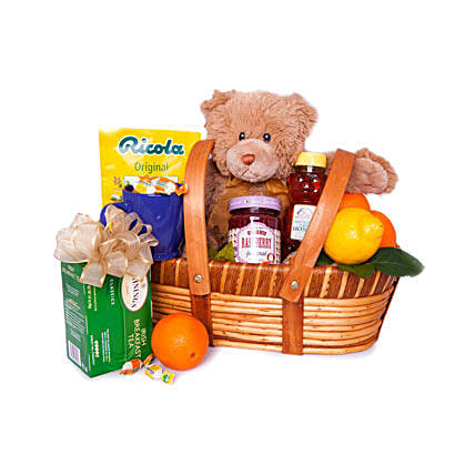 With All My Love: Gift Basket Delivery in Qatar
