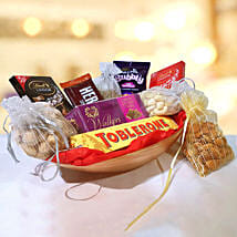Premium Chocolates & Dry Fruits Delight Hamper