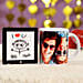 Super Romantic Cushion Mug Combo