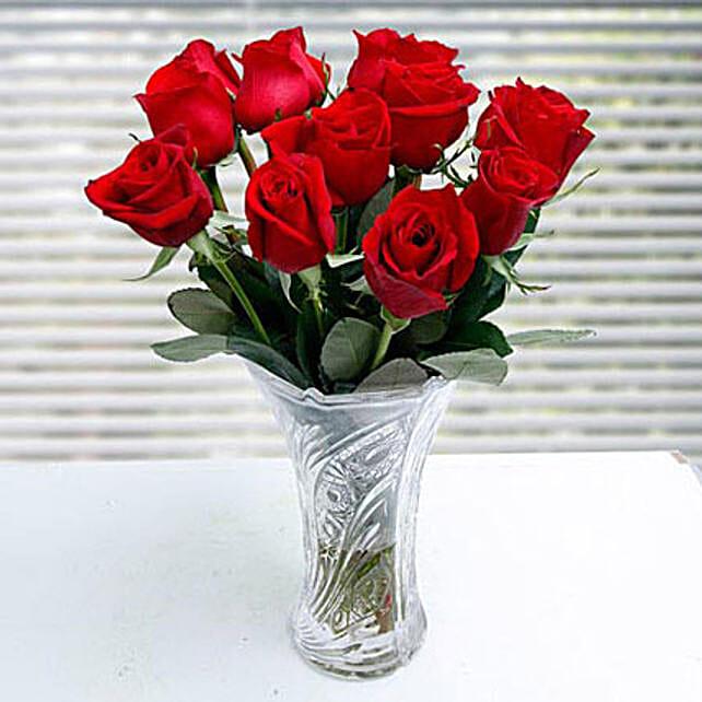 Pastoral Elegance: Send Roses to Saudi Arabia