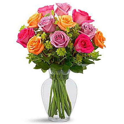 Pure Enchantment Rose Bouquet: Rose Delivery in Saudi Arabia