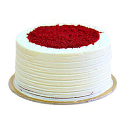 Red Velvet Cake 1kg: Wedding Gifts to Saudi Arabia