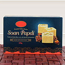 Soan Papdi Greetings