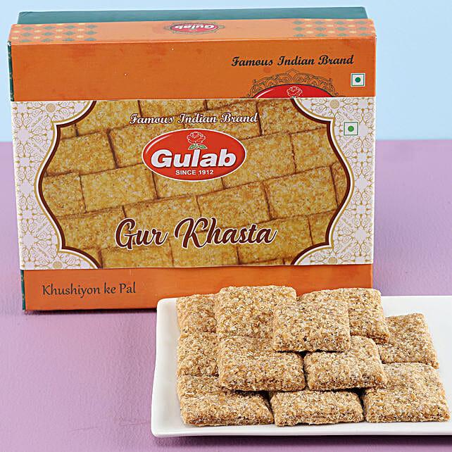 Gur Khasta Box: Send Gifts to Sri Lanka